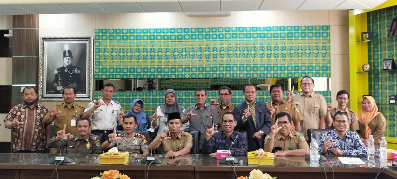 Satuan Tugas Pemartabatan Bahasa Negara (Satgas Bara) Kab. Siak