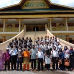 Finalis Duta Bahasa Riau 2020 Berkunjung ke kantor Lembaga Adat Melayu Riau