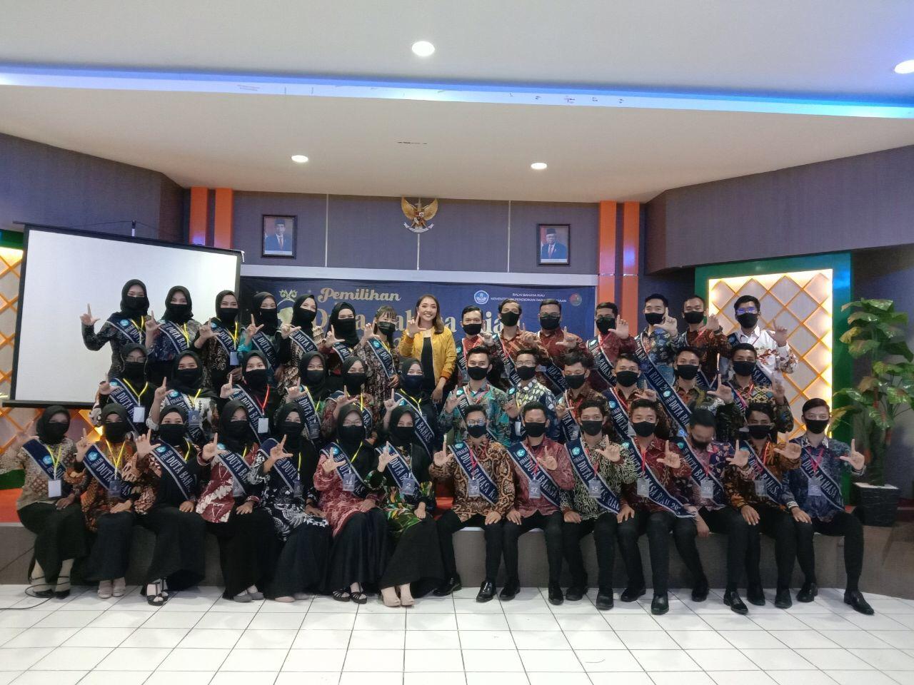 Finalis Duta Bahasa Riau 2020