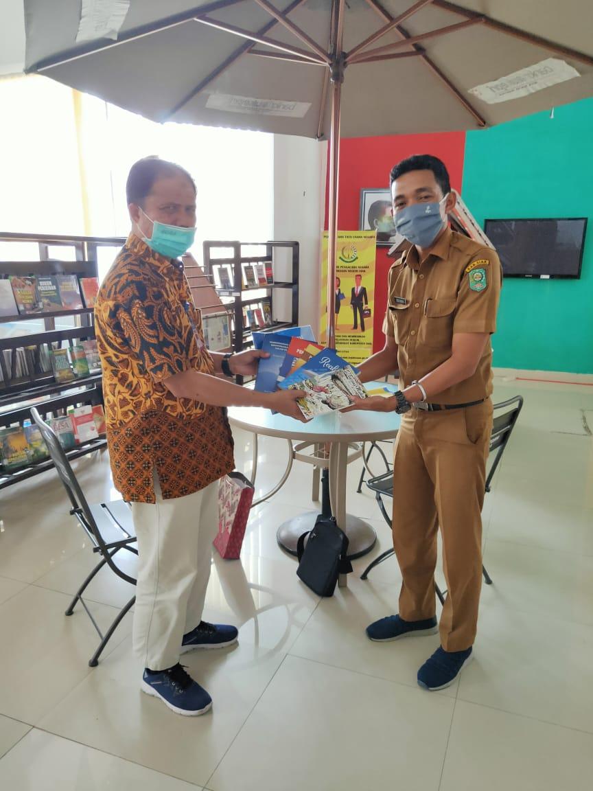 Kegiatan Penerjemah di Kabupaten Siak Sri Indrapura (2)