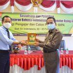 Sosialisasi Model Pembelajaran BIPA di Kabupaten Siak