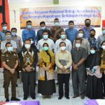 Sosialisasi Pelayanan Profesional Bidang Bahasa Dan Hukum Bagi Pemangku Kepentingan Sekabupaten Indragiri Hulu