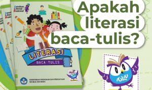 Literasi Baca Tulis
