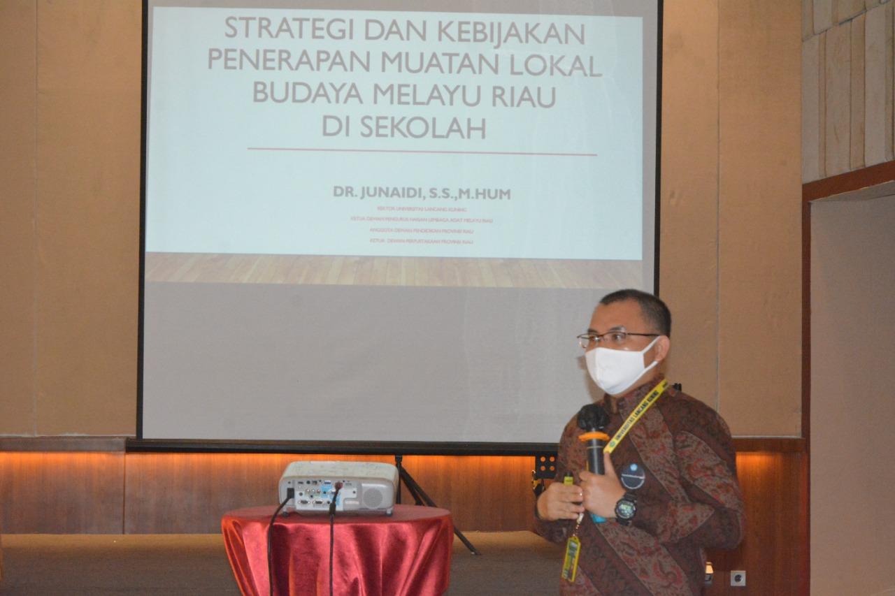 Diskusi Kelompok Terpumpun Strategi Pelestarian Bahasa Daerah