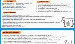 Lomba Pidato Berbahasa Indonesia Seprovinsi Riau